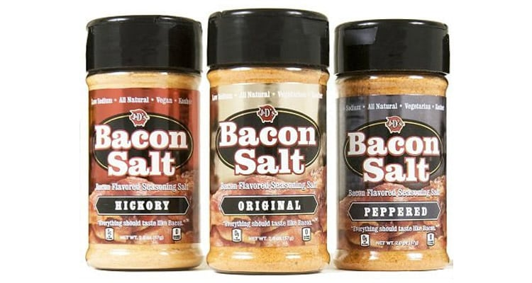 Bacon Salt: Everything Should Taste Like Bacon!