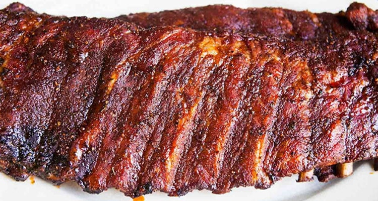 Mouth Watering Memphis Style Pork Ribs Recipe