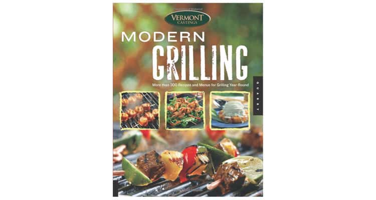 Modern Grilling Cookbook