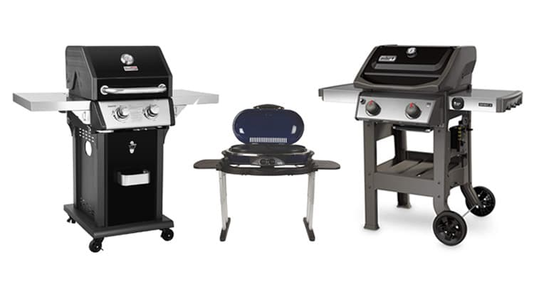 Best Small Gas Grills