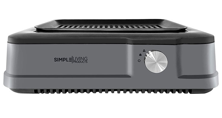 Simple Living Advanced Indoor Smokeless BBQ Grill