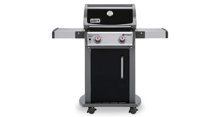 Weber Spirit E-210 LP Gas Grill