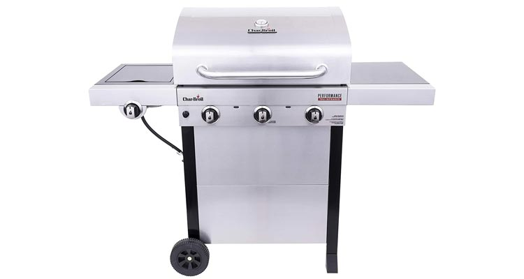Char-Broil Performance TRU-Infrared 3-Burner Cart Style Gas Grill