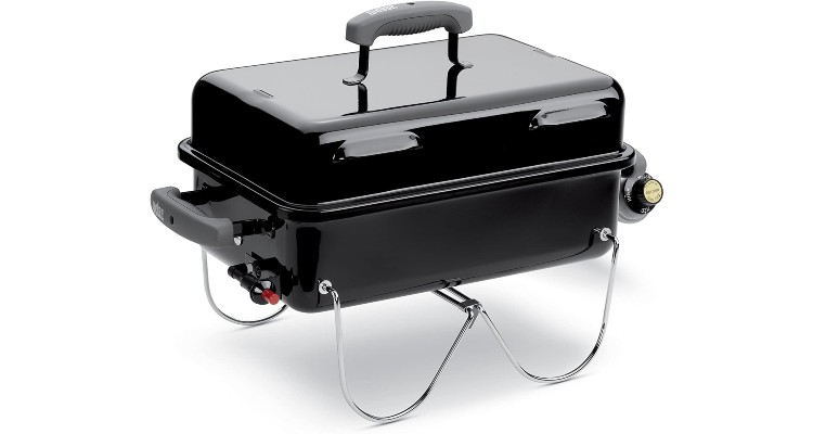 Weber 1141001 Go-Anywhere Gas Grill