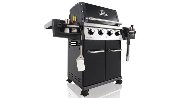 Broil King 956214 Regal 420 Pro Gas Grill