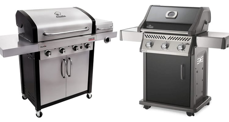 10 Best Gas Grills Under $1000 for 2020