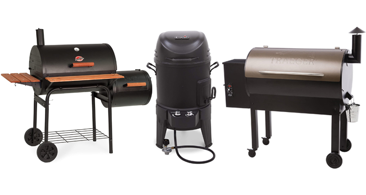 10 Best Smoker Grill Combo Reviews for 2020