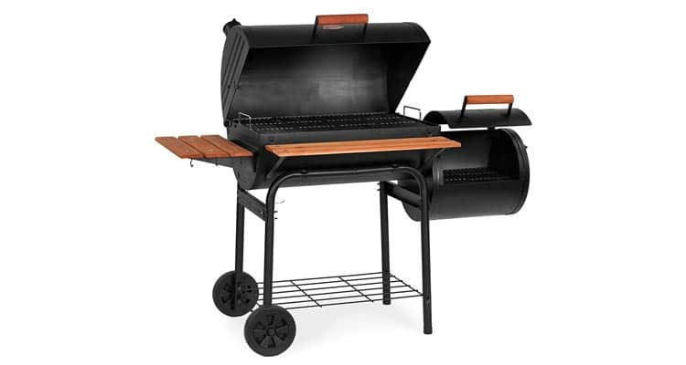 Char-Griller Smokin' Pro Charcoal Grill and Smoker