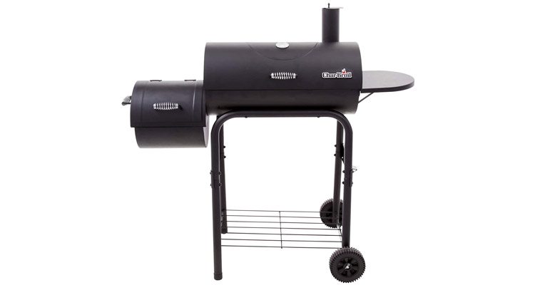 Char-Broil American Gourmet Offset Smoker Grill