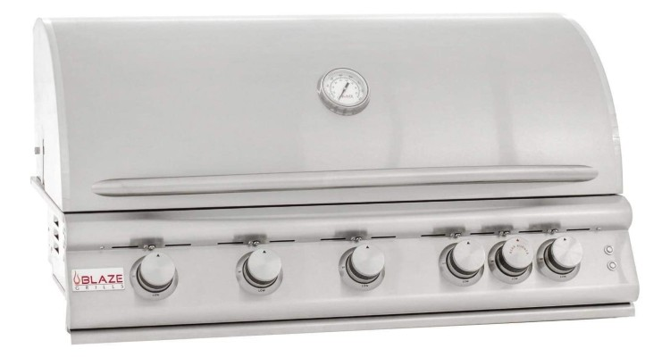 Blaze LTE 40-Inch Built-In Gas Grill – BLZ-5LTE2-NG