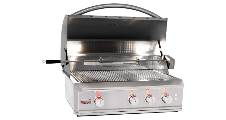 Blaze Professional 34-Inch Built-In Gas Grill – BLZ-3PRO-NG