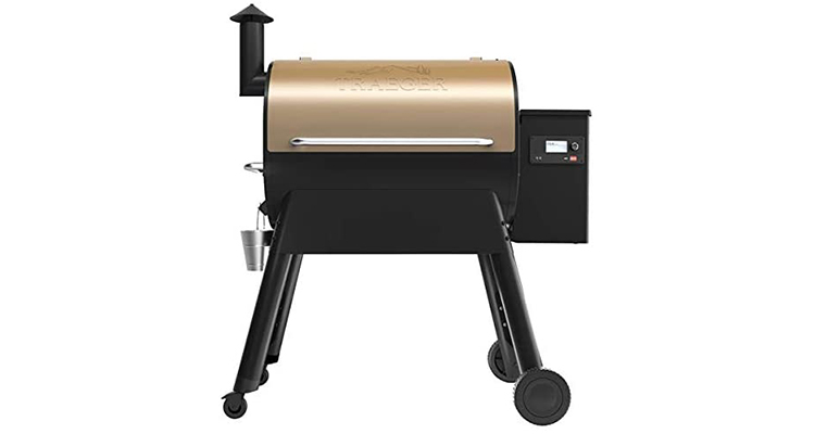 Traeger Grills Pro Series 780 Wood Pellet Grill and Smoker with Alexa