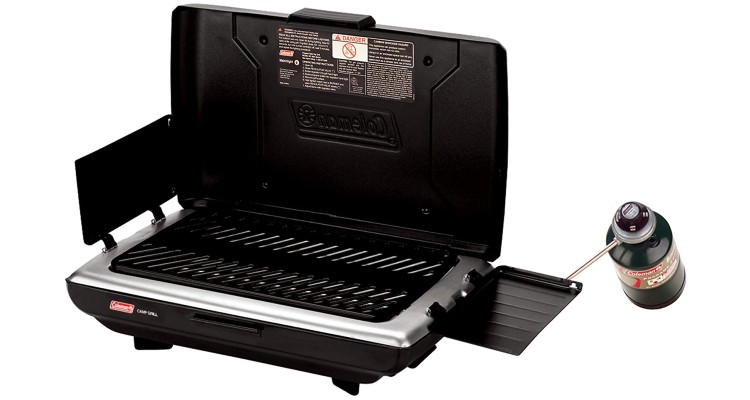 Coleman Camp Propane Boat Grill