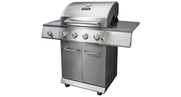 Dyna-Glo DGE Series Propane Grill