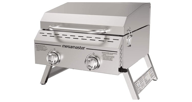 Megamaster 820-0033M Propane Gas Grill