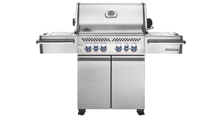 Napoleon Grills Prestige Pro 500 Stainless Steel Gas Grill