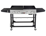 Royal Gourmet 4-Burner Flat Top Gas Grill and Griddle Combo