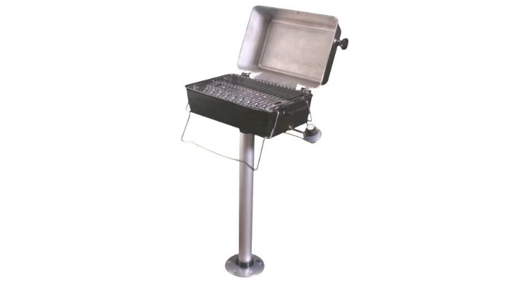 Springfield Deluxe Propane Grill
