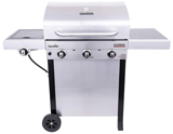 Char-Broil Performance TRU-Infrared 3-Burner Cabinet Gas Grill