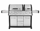 Royal Gourmet Mirage MG6001-R 6-Burner Infrared Gas Grill