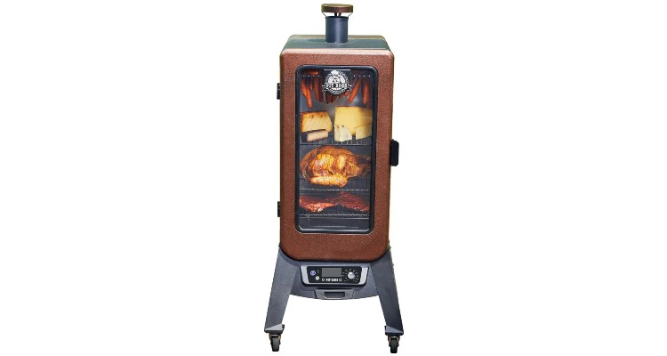 Pit Boss 3-Series 25 inch Vertical Pellet Smoker