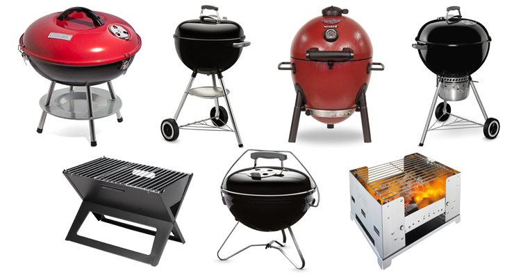 15 Best Portable Charcoal Grills for 2021
