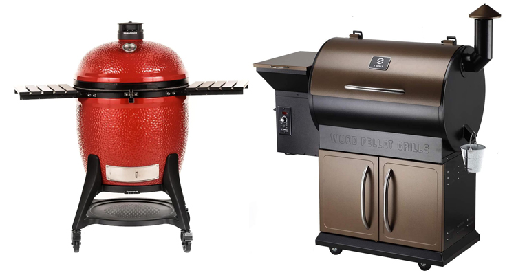 Kamado vs Pellet Smoker – Which One Is Better?