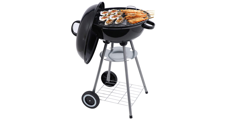 LeFroom 18-inch Charcoal Grill