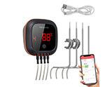 Inkbird IBT-4XS Bluetooth Meat Thermometer