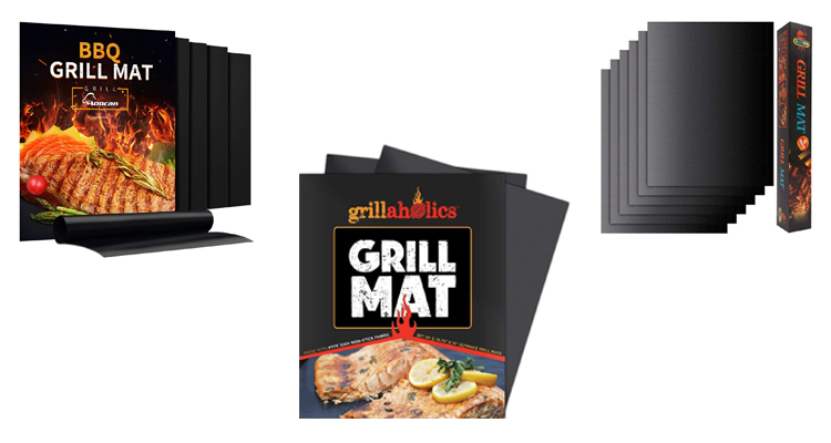 10 Best BBQ Grill Mats for 2021