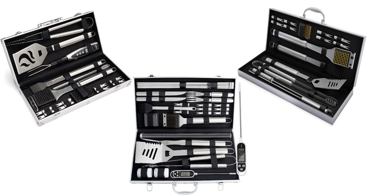 11 Best Grill Tool Sets – Grilling Gifts for the BBQ Lover