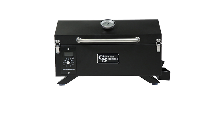 Country Smokers Tabletop Pellet Grill
