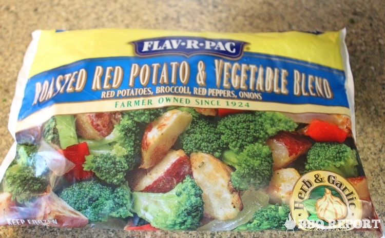 Flav-R-Pac Roasted Red Red Potatoes and Pepper Blend