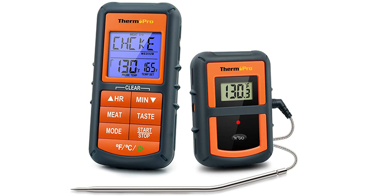 ThermoPro TP-07 Wireless Meat Thermometer