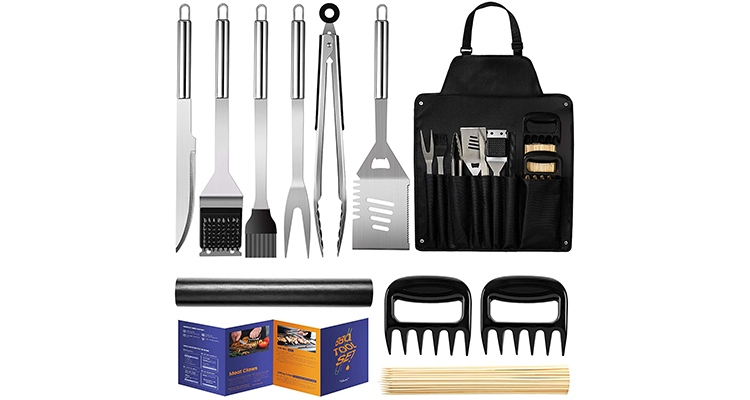 Veken BBQ Tools Gift Set