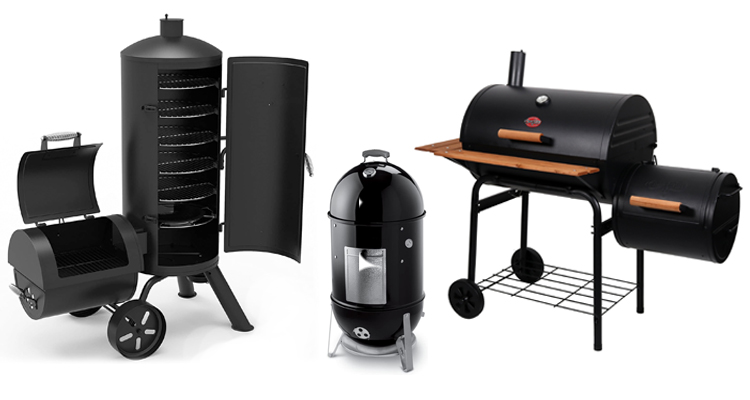 15 Best Charcoal Smokers For 2021