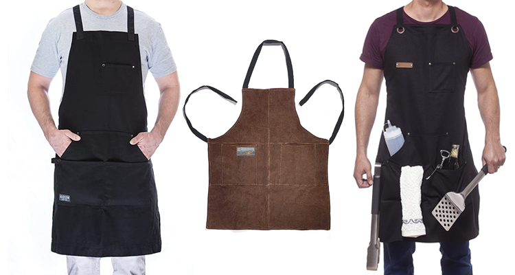 15 Best BBQ Grilling Aprons for 2021