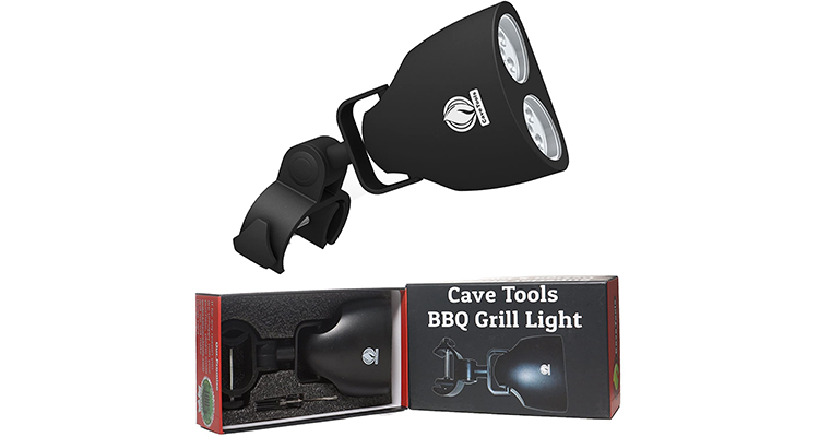 Cave Tools 10-LED Outdoor BBQ Light