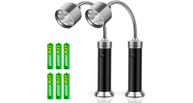 KOSIN Magnetic LED BBQ Grill Lights
