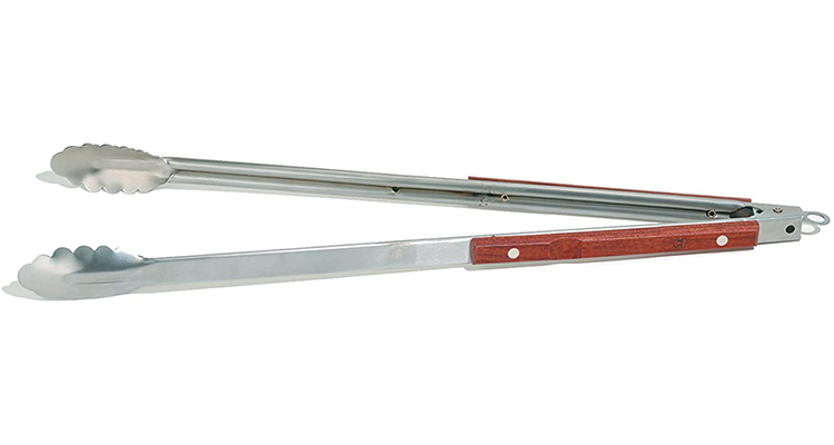 Outset QB22 Extra Long Barbecue Tongs