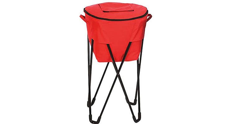 Picnic Plus 72-Can Insulated Tub Cooler with Stand
