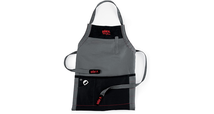 Weber Style 6452 Barbecue Grill Apron
