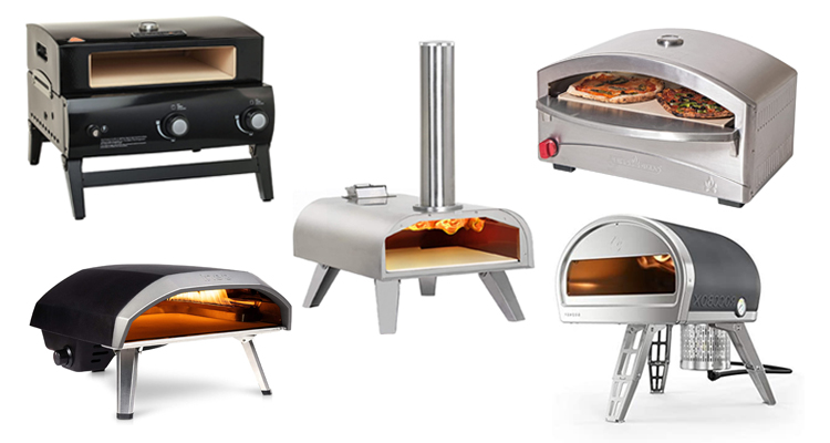 10 Best Portable Outdoor Pizza Ovens for 2021