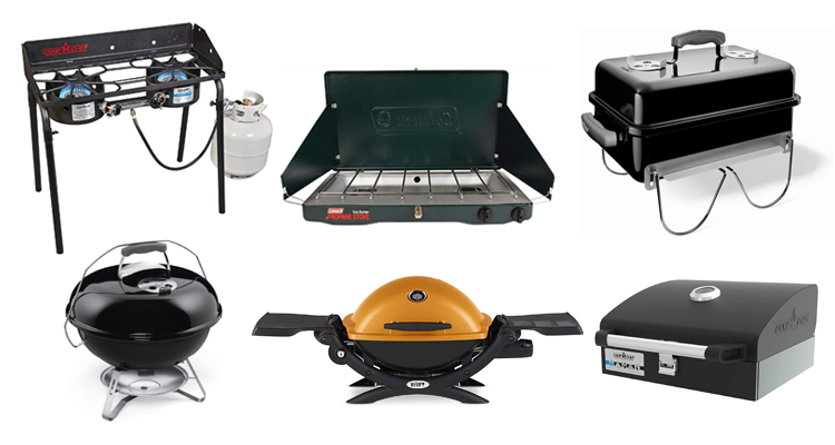 10 Best Portable Camping BBQ Grills for 2021