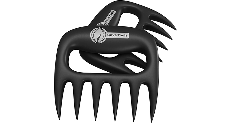 Cave Tools Meat Shredder Claws for Pulled Pork
