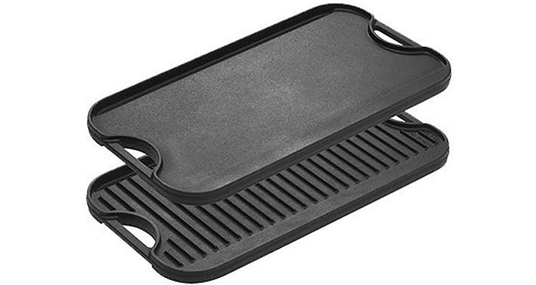 Lodge Cast Iron Griddle for Grill