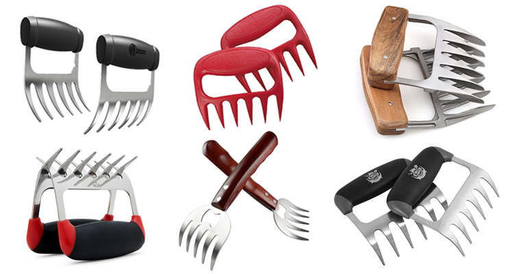 15 Best BBQ Meat Shredder Claws for 2021