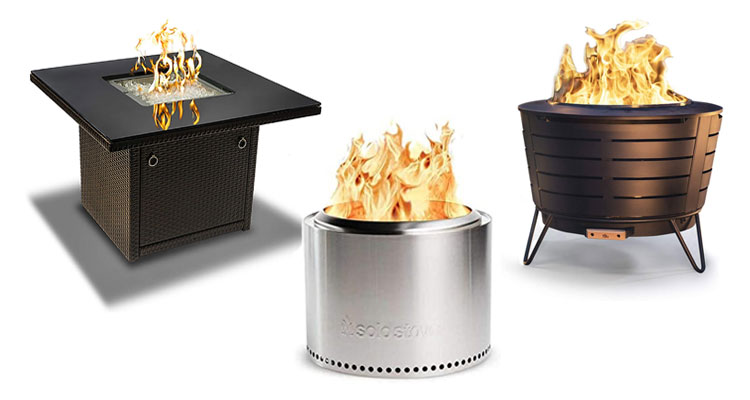 The 10 Best Outdoor Fire Pits for 2021