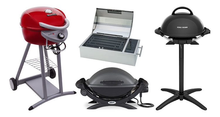 10 Best Portable Outdoor Electric BBQ Grills for 2021