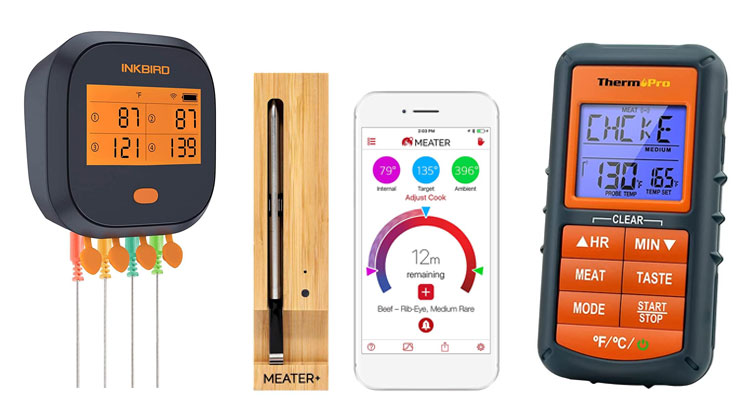 10 Best Smoker Thermometers for 2021